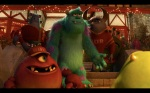 Pixar Monsters University Fraternity
