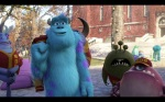 Pixar Monsters University James Sullivan