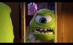 Pixar Monsters University Scary Mike