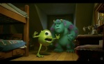 Pixar Monsters University Sully and Mike
