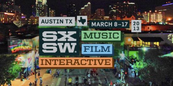 SXSW 2013 Festival Austin Texas