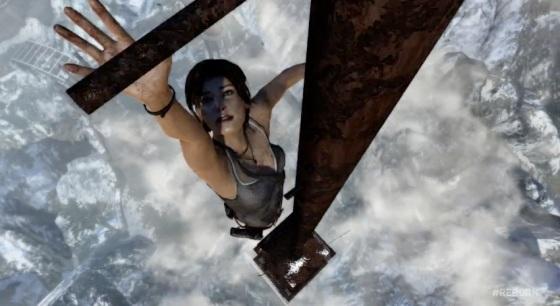 Tomb Raider Gameplay Reborn Trailer 17