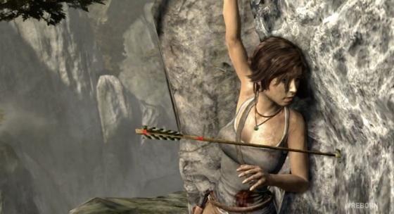 Tomb Raider Gameplay Reborn Trailer 5