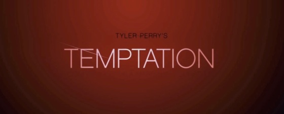 Tyler Perry's Temptation Title