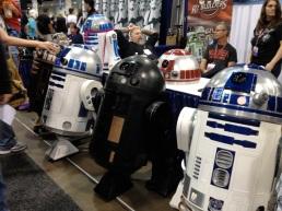 WonderCon 2013 R2 Units Star Wars