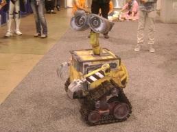 WonderCon 2013 Wall-E