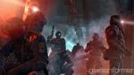Batman Arkham Origins Gotham Police Concept Art