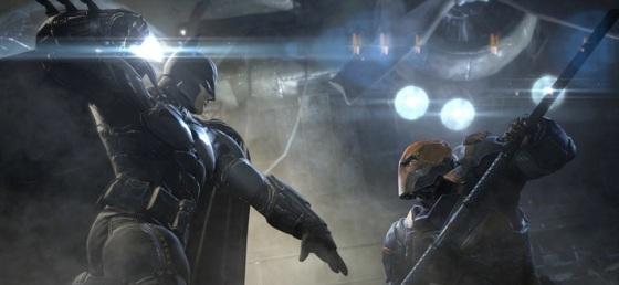 Batman Arkham Origins Story Details