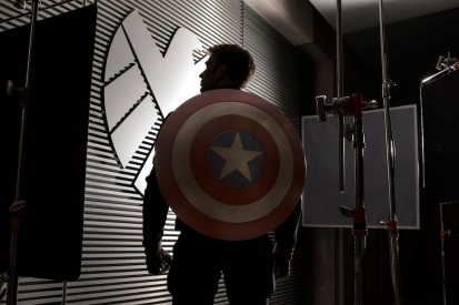 Captain America The Winter Soldier First Production Still