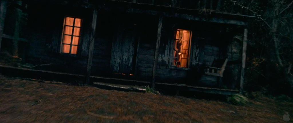 Evil Dead 2013 Cabin