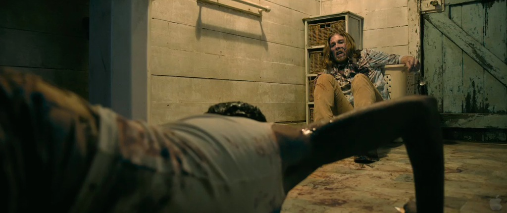 Evil Dead 2013 Lucas and Pucci