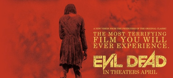 Evil Dead 2013 Movie Trailer