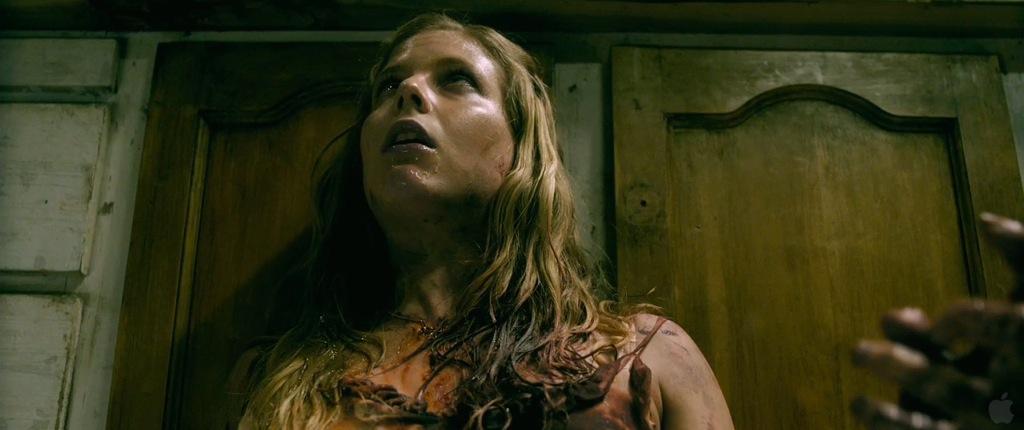 Evil Dead 2013 Natalie Deadite