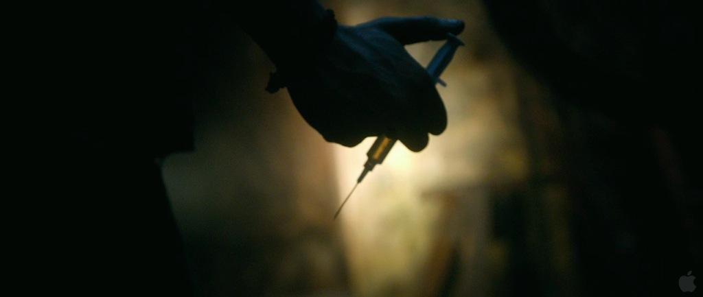 Evil Dead 2013 Needle
