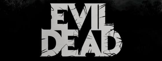 Evil Dead 2013 Title