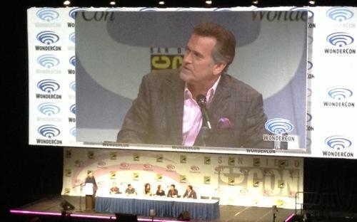 Evil Dead 2013 WonderCon 2013 Panel
