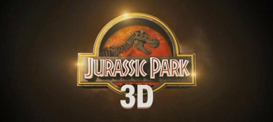 Jurassic Park 3D Title