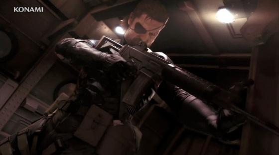 Metal Gear Solid 5 The Phantom Pain GDC 2013 Trailer Big Boss