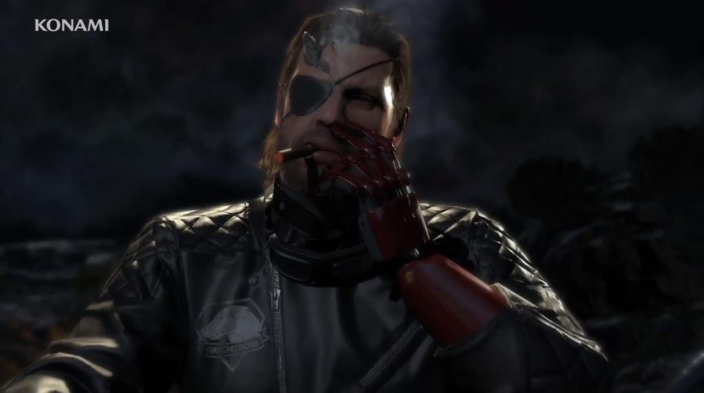 Metal Gear Solid 5 The Phantom Pain Gdc 2013 Trailer 43