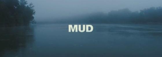 Mud Movie Title Logo