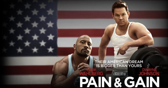 Pain and Gain Movie Trailer Michael Bay
