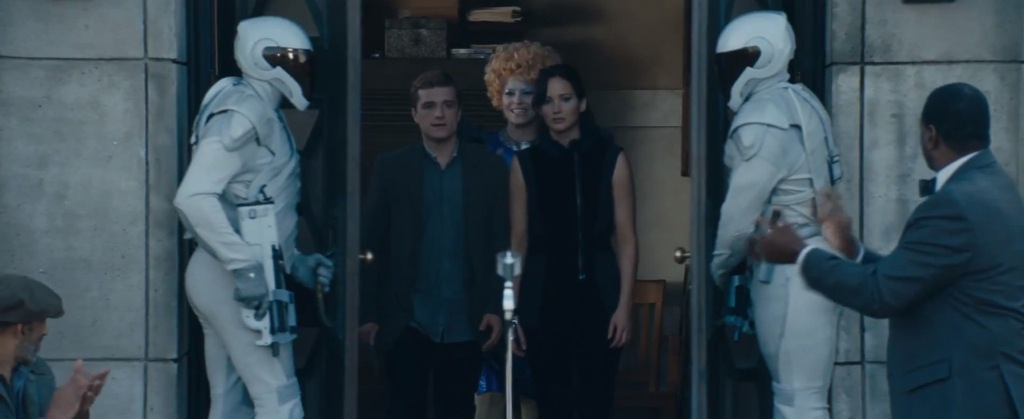 The Hunger Games Catching Fire Teaser Trailer 2
