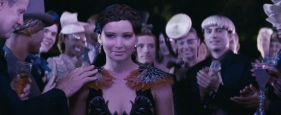 The Hunger Games Catching Fire Teaser Trailer Katniss Everdeen