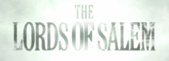 The Lords of Salem Title Logo