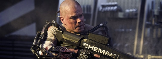 2013 Summer Movie Preview Elysium