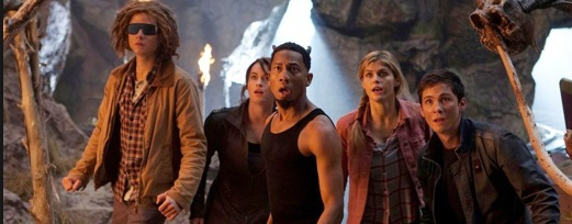 2013 Summer Movie Preview Percy Jackson Sea of Monsters