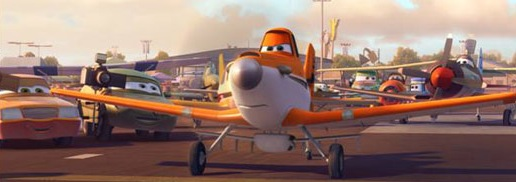2013 Summer Movie Preview Planes