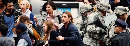 2013 Summer Movie Preview World War Z