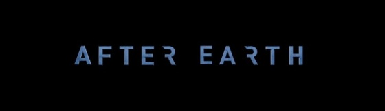 After Earth Title Movie Logo