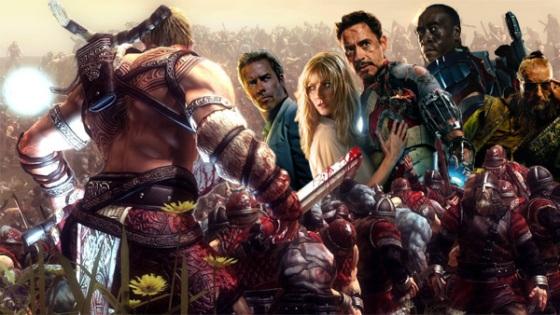 Box Office Battlefield Iron Man 3