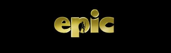 Epic 2013 Title Movie Logo