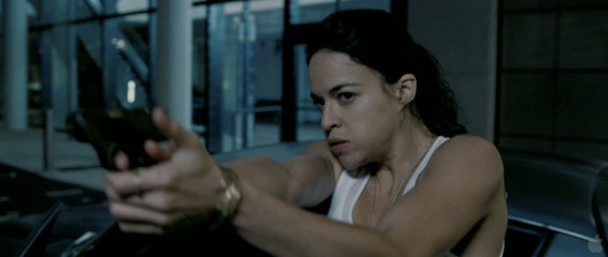 Fast and Furious 6 Super Bowl Teaser Trailer Screenshot Michelle Rodriguez