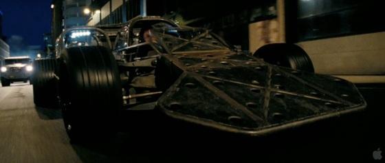 Fast and Furious 6 Super Bowl Teaser Trailer Screenshot Ramp Car