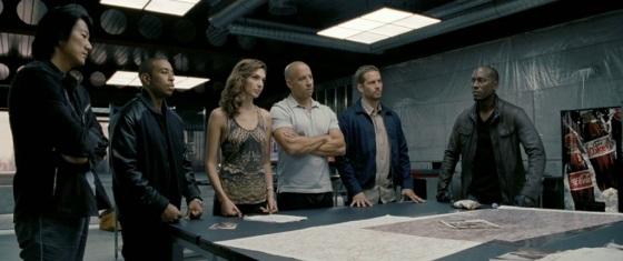 Fast and Furious 6 Super Bowl Teaser Trailer Screenshot Toretto Gang