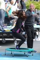 Megan Fox Teenage Mutant Ninja Turtle Set Photos 3