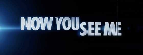 Now You See Me Movie Title Logo