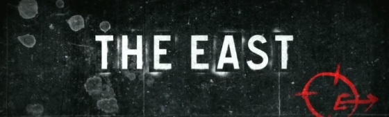 The East Title Movie Logo