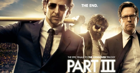 The Hangover 3 Movie Review