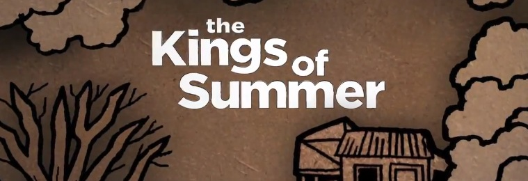 The Kings of Summer Title Movie Logo
