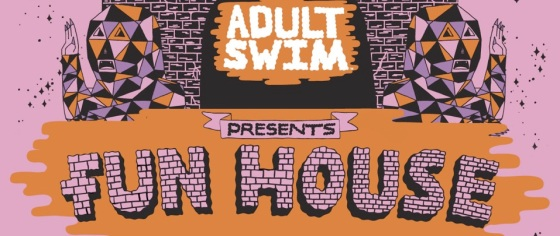 Adult Swim Invades Comic-Con 2013 with Funhouse Grand Opening