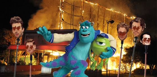 Box Office Aftermath Monsters University