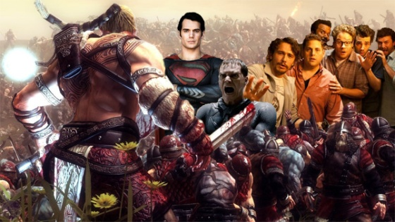 Box Office Battlefield Man of Steel This is the End