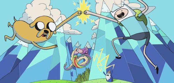 Cartoon Network Brings Adventure Time Ice King's Castle to Comic-Con 2013; Full List of Panels