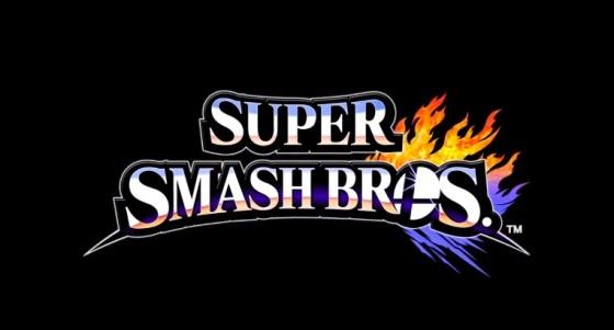 E3 2013 Nintendo Super Smash Bros for Wii U Title Logo