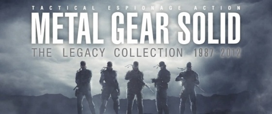 Metal Gear Solid The Legacy Collection PS3 Trailer