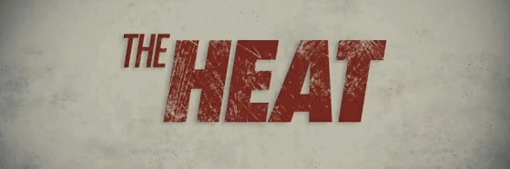 The Heat Title 2013 Movie Logo